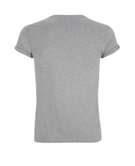 "T-Shirt Męski ""Rolled-UP"" marka EARTHPOSITIVE 5"
