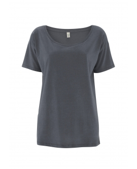 Koszulka damska OVERSIZED marka EARTHPOSITIVE 5