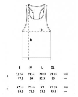 Koszulka męska RACERBACK VEST marka Continental 11