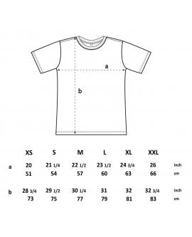 Koszulka Unisex oversized marka EARTHPOSITIVE 9
